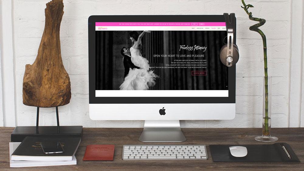 JackieDixon.org Website